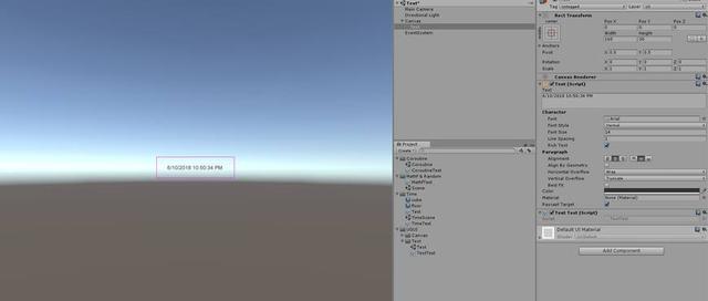 Unity UGUI篇 Text文本